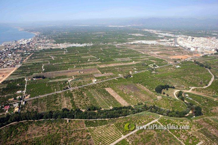 Noticias de burriana burriana reduce la superficie m nima for Suelo no urbanizable