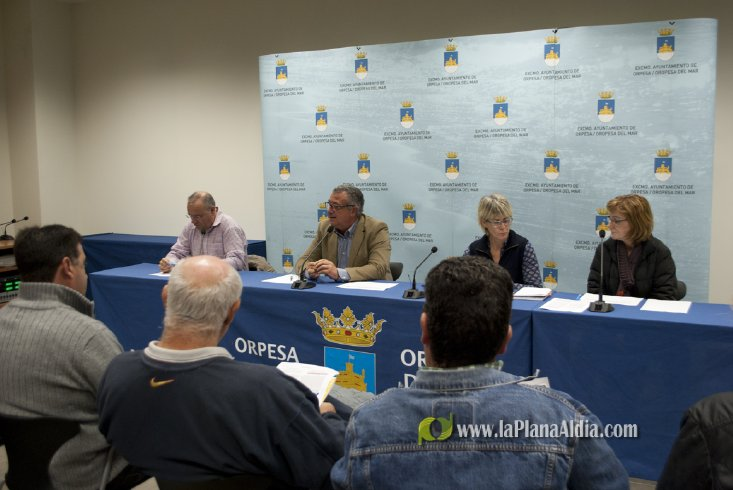 Oropesa del Mar informa a los agricultores de las novedades del ... - La Plana al Dia