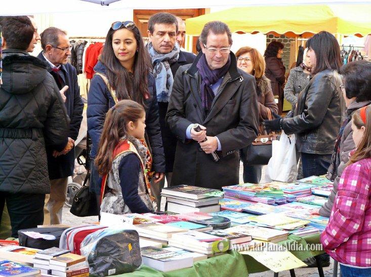 Segorbe celebra su XII Mercado de Oportunidades a pesar del ... - La Plana al Dia