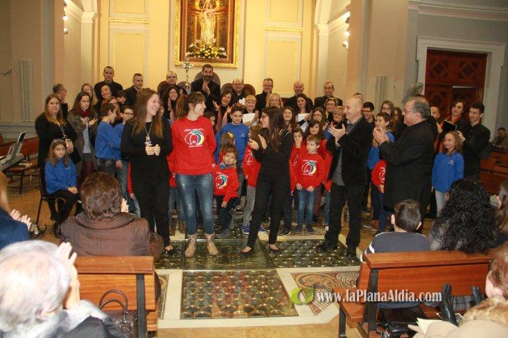 La Mercé acogió el tradicional Concert de Nadal de la Coral infantil i ... - La Plana al Dia