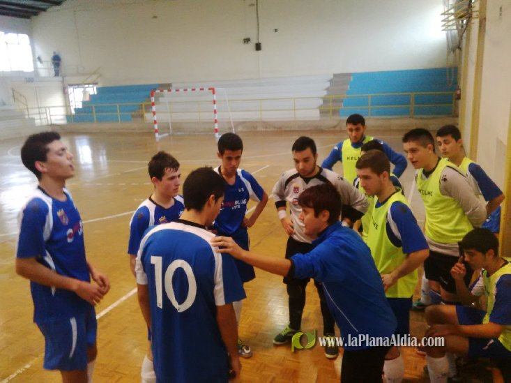 Burriana: El Senior y Juvenil del FS Burriana consiguen tres ... - La Plana al Dia