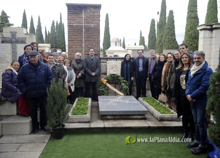 El PP de Vila-real le rinde sincero homenaje a Francisco Tàrrega en ... - La Plana al Dia