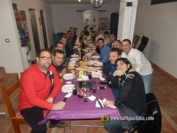 El Fútbol Sala Burriana celebró su tradicional Cena Navideña - La Plana al Dia
