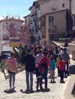 Morella registra buenos indicadores turísticos en Semana Santa