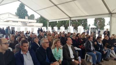 Artemi Rallo asegura que el PSOE impulsará la recuperación de la Memoria Histórica