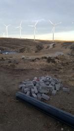 Els Ports :: Avança el canvi de la canalització del Mas Cremat en Portell