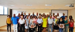 Vall d'Alba rinde homenaje a sus mayores