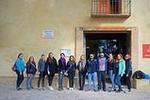 Tales :: Visita del alumnado del proyecto T'Avalem Mancomunidad Espadán Mijares al Centro de Educación Ambientalde la Comunitat Valenciana