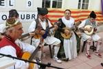 Vilafamés :: Vilafamés commemora el Nou d'Octubre amb música i balls tradicionals