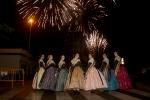 Les Alqueries :: Les Alqueries tanca les festes patronals amb missa i castell, però sense processó