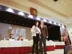 Les Coves de Vinromà :: Les Coves de Vinromà recibe el XI Premio Progreso por el proyecto de la APP Bandos