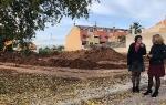 Almassora :: Almassora es prepara per a la peatonalització de la Vila amb un pàrquing de 780 metres