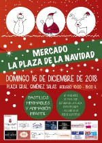 Segorbe :: Celebra estas fiestas en el Mercado 'Plaza de la Navidad' de Segorbe