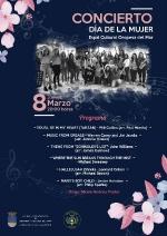 Orpesa :: El Concierto del Día de la Mujer reunirá a 30 intérpretes femeninas en el escenario del Espai Cutlural