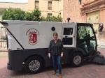 Xilxes :: Xilxes suma una máquina barredora al servicio de limpieza viaria