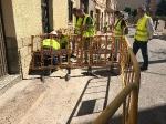 Almassora :: Facsa renova 2,5 quilòmetres de canonades en el centre i la platja d'Almassora