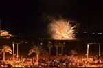 Orpesa :: El castillo de fuegos del Día del Turista reúne en Oropesa del Mar a 50.000 visitantes