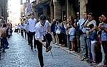Els Ports :: Els Torneros del 54 Sexenni entren a Morella