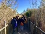 Torreblanca :: Torreblanca augmenta als 3.000 alumnes el nombre de visites escolars al Prat