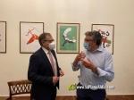 Els Ports :: José Martí rep a l'alcalde de Portell de Morella