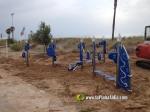 Nules :: Nules dota a la platja de Les Marines d'un circuit biosaluldable renovat