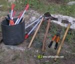 Vilafamés :: El Club de Muntanya de Vilafamés neteja la muntanya