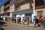 Cabanes :: Cabanes guarda un minut de silenci en memòria de les víctimes de La Ribera