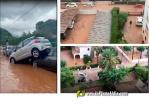 Benicassim :: Una tromba de més de 100 litres en una hora causa estralls a Benicàssim